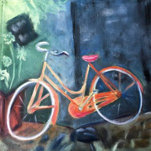 a Roman bike